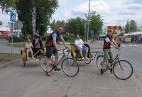 Pyöräkuljetus Rysköille